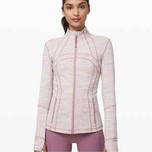 Lululemon Define Jacket Space Pink Bliss Mauve